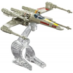 Star Wars Hot Wheels Diecast Fahrzeug X-Wing Fighter (Red 5)