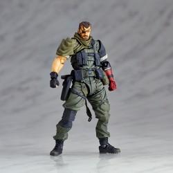 Metal Gear Solid V Actionfigur rm-015 Venom Snake Olive Drab Combat Fatigues Ver. (13 cm)