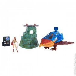 Masters of the Universe Classics Battle Ram with Man-At-Arms