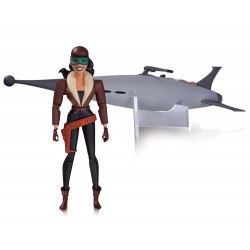 The New Batman Adventures Deluxe Actionfigur Roxy Rocket (14 cm)
