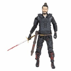 "The Walking Dead Comic Version Series 4 Paul ""Jesus"" Monroe (13 cm)"