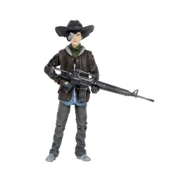 The Walking Dead Comic Version Series 4 Carl Grimes (10 cm)