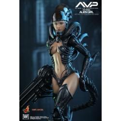 Alien vs. Predator Hot Toys 1/6 Hot Angel Series Actionfigur Alien Girl (29 cm)