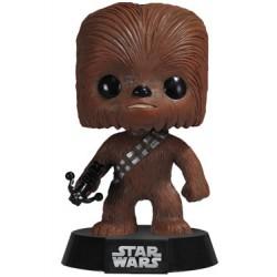 Star Wars Funko POP! Vinyl Wackelkopf-Figur Chewbacca (10 cm)