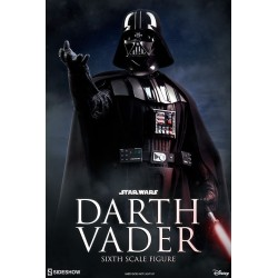 Star Wars Sideshow Collectibles 1/6 Actionfigur Darth Vader (Episode VI) (35 cm)