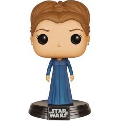 Star Wars Episode VII Funko POP! Vinyl Wackelkopf-Figur Princess Leia (10 cm)