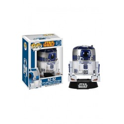 Star Wars Funko POP! Vinyl Wackelkopf-Figur R2-D2 (10 cm)