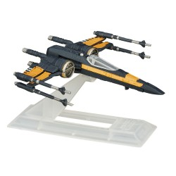 Star Wars Black Series Titanium Series 2016 Diecast Fahrzeug Poe's X-Wing Fighter (Episode VII)