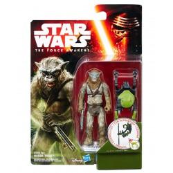 Star Wars Jungle/Space Wave 1 (2016) Actionfigur Hassk Thug (Episode VII) (10 cm)