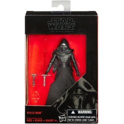 "Star Wars Black Series Episode VII Kylo Ren 3.75"" (Walmart Exclusive) (10 cm)"