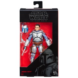 "Star Wars Black Series Episode VII Wave 5 Jango Fett (Episode II) 6"" (15 cm)"