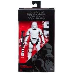 "Star Wars Black Series Episode VII Wave 5 First Order Flametrooper (Episode VII) 6"" (15 cm)"