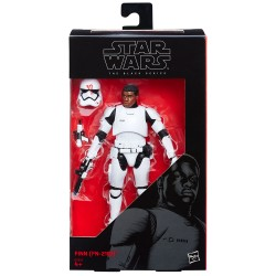 "Star Wars Black Series Episode VII Wave 5 Finn (FN-2187) (Episode VII) 6"" (15 cm)"