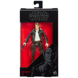 "Star Wars Black Series Episode VII Wave 5 Han Solo (Episode VII) 6"" (15 cm)"