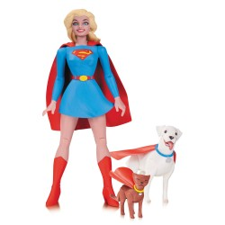 DC Comics Designer Actionfigur Supergirl by Darwyn Cooke (17 cm)