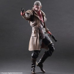 Play Arts Kai Metal Gear Solid V The Phantom Pain Actionfigur Ocelot (28 cm)