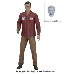 Neca Ash vs. Evil Dead  Series 1 Actionfigur Ash (Value Stop) (18 cm)