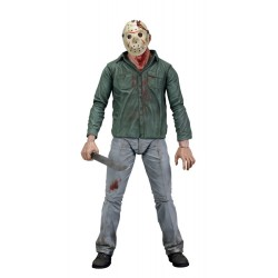 Freitag der 13. - Teil 3 Actionfigur Ultimate Jason (18 cm)