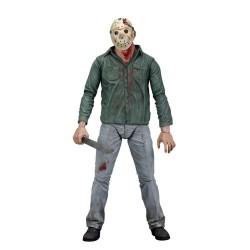 Freitag der 13. - Teil 3 Actionfigur Ultimate Jason (18 cm)