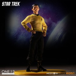 Star Trek Actionfigur 1/12 Sulu (15 cm)