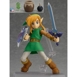 The Legend of Zelda A Link Between Worlds Figma Actionfigur Link (11 cm) (DX Edition)