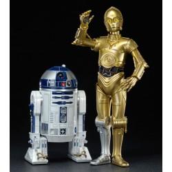 Star Wars ARTFX Statuen Doppelpack 1/10 C-3PO & R2-D2 (17 cm)