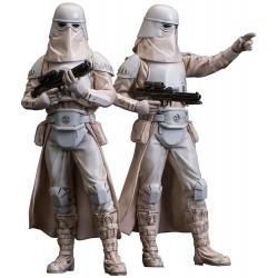 Star Wars ARTFX+ Statuen-Doppelpack Snowtrooper (18 cm)