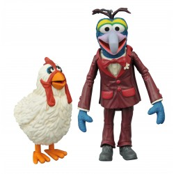 The Muppets Select Gonzo mit Camilla