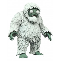 Plants vs. Zombies Garden Warfare Select Deluxe Actionfigur Yeti (20 cm)