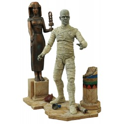 Universal Monsters Select The Mummy Version 2 (18 cm)