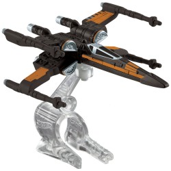 Star Wars Hot Wheels Diecast Fahrzeug Poe's X-Wing Fighter