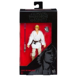 "Star Wars Black Series Episode VII Wave 6 Luke Skywalker (Episode IV) 6"" (15 cm)"