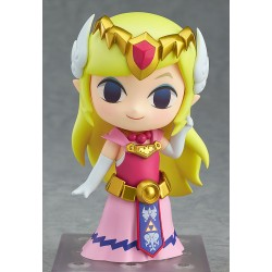 The Legend of Zelda The Wind Waker HD Nendoroid Actionfigur Zelda (The Wind Waker Ver.) (10 cm)