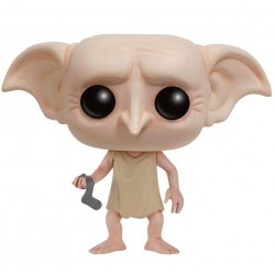 Harry Potter Funko POP! Vinyl Figur Dobby (10 cm)