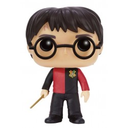 Harry Potter Funko POP! Vinyl Figur Harry Triwizard (10 cm)