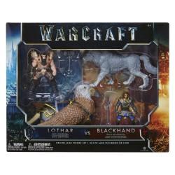 Warcraft Minifiguren 4er-Pack 'Battle in a Box' (6 cm)
