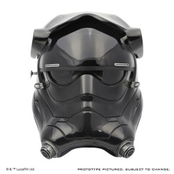 Star Wars First Order Tie Fighter Pilot Helm 'The Force Awakens' 1:1 Premier Line Replica