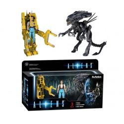 Funko Alien ReAction Actionfiguren 3-er Pack (10 cm)