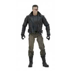 Terminator Actionfigur Ultimate Police Station Assault T-800 (Motorcycle Jacket) (18 cm)