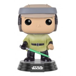 Star Wars Funko POP! Vinyl Wackelkopf-Figur Luke Skywalker (Endor) (10 cm)