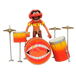 The Muppets Select Serie 2 Animal mit drum kit