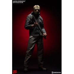 Sideshow Collectibles Freitag der 13. Teil 3 Actionfigur 1/6 Jason Voorhees (30 cm)