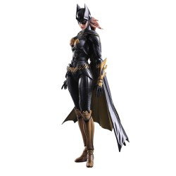 Play Arts Kai Batman Arkham Knight Actionfigur Batgirl (25 cm)
